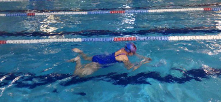 Clases para nadar sin miedo